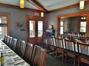 Downstairs Dining Rooms